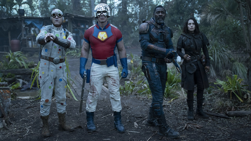 The Suicide Squad (2021) Top reviews from people who watched Live online HBX MAX